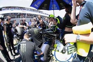 """MotoGP Barcellona, Valentino Rossi: """"Sarà un altro weekend impegnativo, ma ci proviamo"""""""
