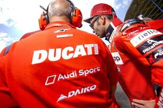 """MotoGP, Petrucci rinnova con Ducati: """"Un accordo tra noi, brave persone"""""""