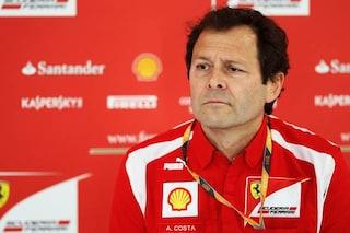 Ferrari, Aldo Costa può tornare a Maranello: pronto per lui il ruolo di direttore tecnico