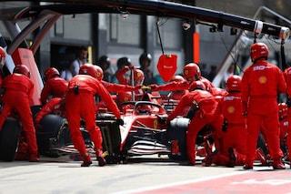 Multa di 5mila euro a Ferrari per unsafe release, ecco perché non è stato punito Leclerc