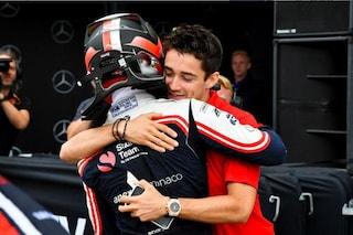 Festa in casa Leclerc: Arthur vince in F4 a Hockenheim, Charles lo abbraccia al traguardo