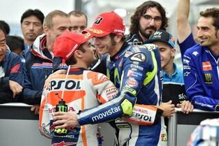 """MotoGP, Pedrosa: """"Rossi vuole continuare a correre, non gli interessa il risultato"""""""
