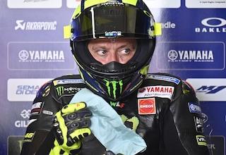 """MotoGP, Valentino Rossi: """"Abbiamo bisogno di un buon risultato"""""""