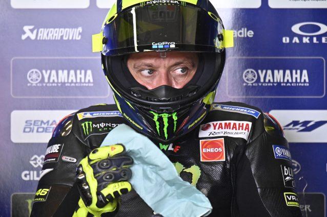 Valentino Rossi / Getty