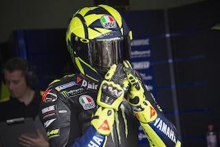 MotoGP, Valentino Rossi mai così indietro dopo nove gare
