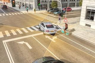 Sicurezza stradale, Continental lancia il nuovo radar che protegge ciclisti e pedoni
