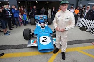 Intramontabile Jackie Stewart, a 80 anni torna a guidare la Matra con cui divenne campione