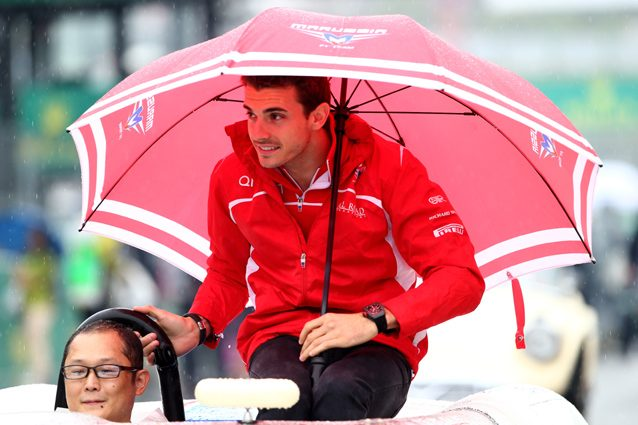 Jules Bianchi – Getty images