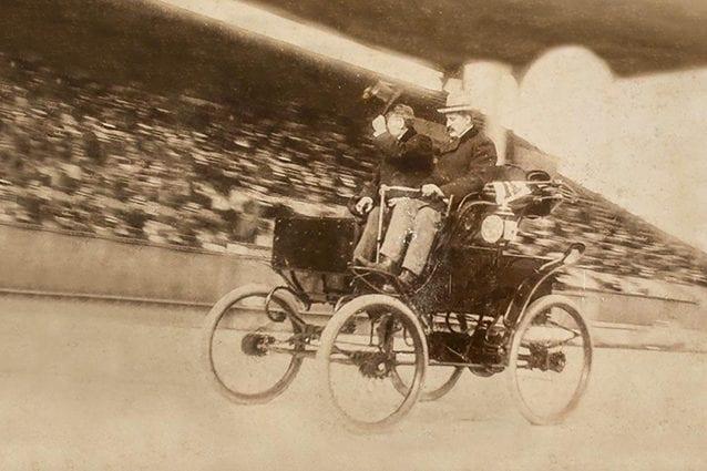 La Riker Eletric del 1898 – Foto Worlwide Auctioneers