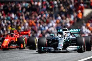 Mercedes più conservativa, Ferrari all'attacco: ecco la strategia gomme per il GP di Gran Bretagna