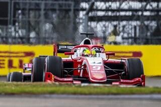 Formula 2: riscatto per Mick Schumacher, il figlio d'arte chiude 6° in Gara-2 a Silverstone