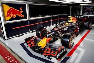 Red Bull in versione speciale a Silverstone, avrà una livrea dedicata a James Bond