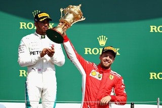 Hamilton a Silverstone per fare la storia, Vettel cerca l'aggancio a Lauda e Schumacher