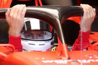 F1 GP Germania, Qualifiche: Hamilton in pole. Beffa Ferrari, la Rossa tradisce entrambi i piloti