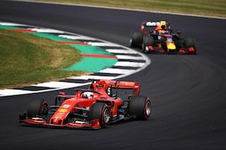 GP Inghilterra: Vettel, ennesimo errore. Aumentano i rimpianti di Leclerc