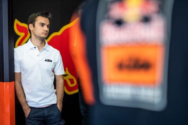 Dani Pedrosa, 33 anni / KTM Racing