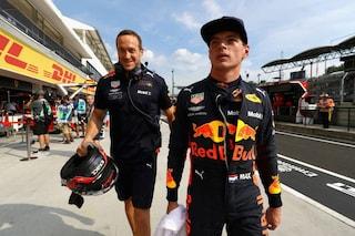 """F1, Verstappen gela Gasly: """"Non conta chi sia il mio compagno di squadra"""""""