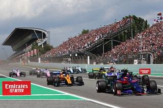 F1, ufficiale: il GP di Spagna si corre al Montmelò anche nel 2020