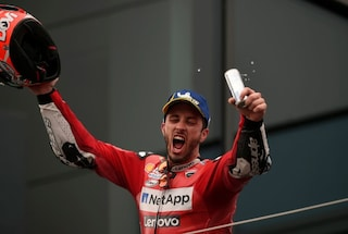 """MotoGP, Dovizioso: """"Sembrava impossibile, ma dovevo provarci"""""""