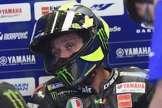"""Valentino Rossi: """"Marquez? Non ci avrebbe tirato neanche morto"""""""