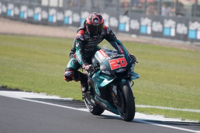 MotoGp: Honda Marquez in pole, Rossi secondo