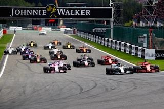 F1 GP Belgio 2019: date, orari e dove vederlo in diretta tv