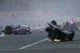Terribile incidente a Spa, sospesa la gara di Formula 2
