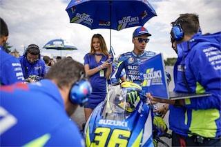 MotoGP, la Suzuki non corre rischi: Joan Mir salta il GP d'Austria