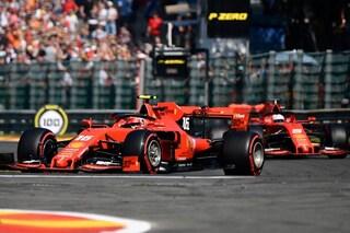 Ferrari e Red Bull all'attacco con la strategia gomme, la Rossa punta anche Singapore