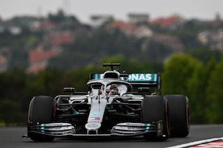 F1 GP Ungheria, Prove libere 1: Hamilton in testa, Verstappen davanti a Vettel