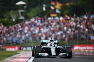 F1 GP Ungheria, Prove libere 3: Hamilton chiude ancora davanti a Verstappen e Vettel