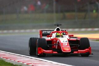 Prima gioia per Mick Schumacher in F2, il tedesco trionfa in Gara-2 all'Hungaroring