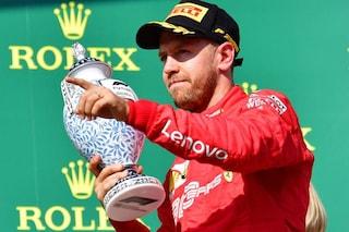 """Vettel: """"Non sono contento di quanto fatto fino ad ora, dobbiamo diventare più forti"""""""