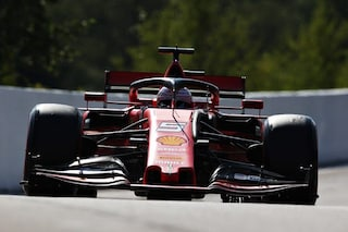 F1 GP Belgio, Prove libere 1: le due Ferrari partono forte, Vettel è 1° davanti a Leclerc