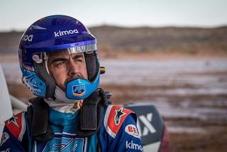 Ufficiale, Fernando Alonso correrà la Dakar 2020