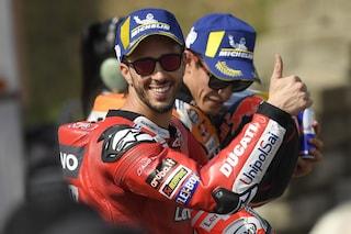 """MotoGP, Dovizioso: """"Marquez competitivo anche in Austria, ma non ci arrendiamo"""""""
