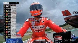 MotoGP, Dovizioso parte forte a Brno, 10° Rossi