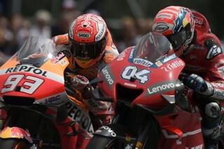 MotoGP Austria: è come due anni fa, Dovizioso-show all'ultima curva