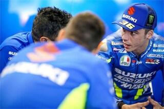 MotoGP, Joan Mir salta anche Silverstone: sulla Suzuki c'è Guintoli