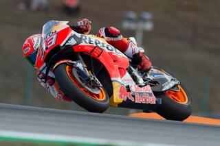 MotoGP, Marquez trionfa nella Brno di Rossi e vola verso il Mondiale