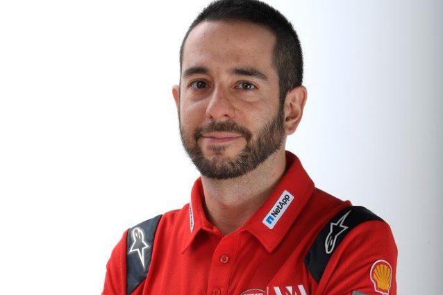 Luca Semprini / Ducati