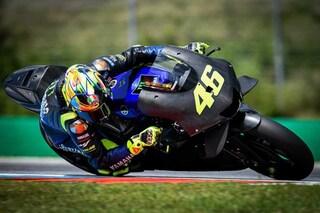 MotoGP, Valentino Rossi deluso dalla Yamaha 2020