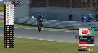 MotoGP Misano, Quartararo si riprende la vetta: uno-due con Vinales, 7° Rossi