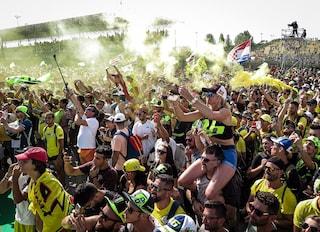 MotoGP, a Misano sfiorato il record di pubblico: quasi 160mila spettatori nel weekend