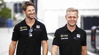 F1, la Haas conferma Grosjean e Magnussen nel 2020