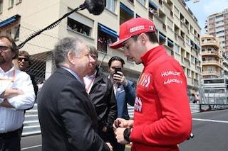 """Jean Todt: """"Leclerc come Schumacher, è lui il futuro della Ferrari"""""""