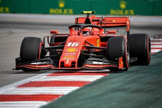 F1 GP Russia, Prove libere 3: doppietta Ferrari, Leclerc in testa davanti a Vettel