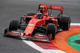 F1 GP Italia 2019, Prove libere 1: Ferrari subito davanti, il miglior tempo è di Leclerc