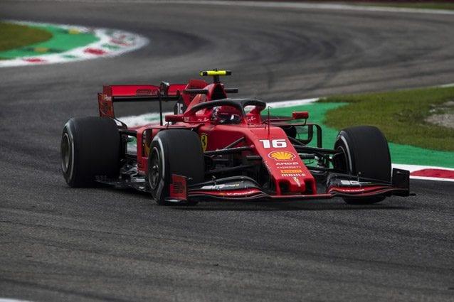 Charles Lecler – Ferrari