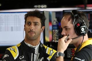 Irregolarità sul motore, Ricciardo escluso dalle qualifiche di Singapore: partirà dal fondo